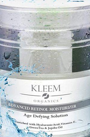 crema antiarrugas Kleem www.artperfum.com